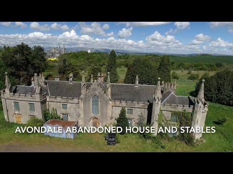 Avondale Abandoned House And Stables