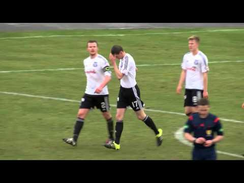 SPFL League 1: Cowdenbeath V Ayr United