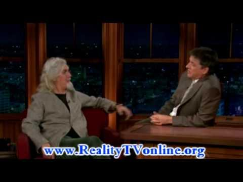 Billy Connelly @ The Late Late Show With Craig Ferguson [ Part 3 ] November/2/2009