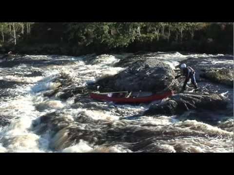 Rannoch Moor Canoe Crossing