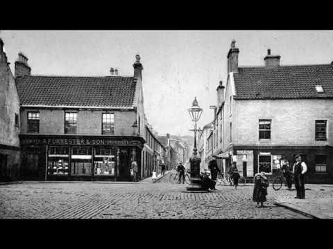 Old Photographs Dysart Fife Scotland