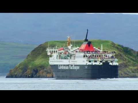 Travel To Beautiful Destinations With CalMac