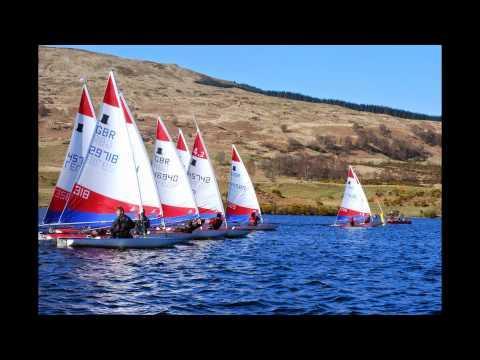 Sailingfast Topper & Oppi Traveller 1 - RYAS Spring Champs Venacher