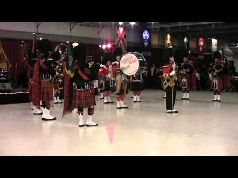 Clan Macleay At Clan Gordon Tartan Ball(2/2)