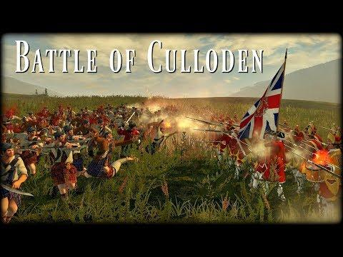 Jacobite Rising - Battle Of Culloden Moor