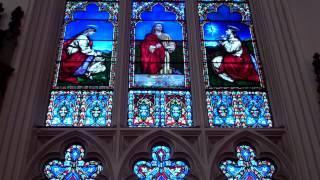 George Sholto Douglas Memorial Window St John's Church Edinburgh Scotland