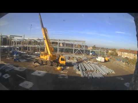 Lenzie Meadow Primary Time Lapse Video -  Feb 2016
