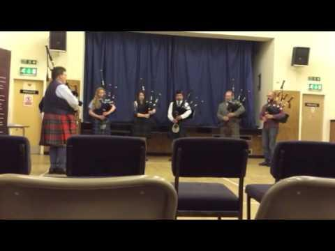 College Of Piping 2015 Group 3