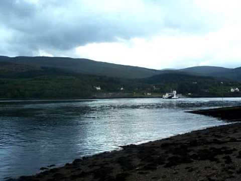 Ardgour To Corran Ferry, Scotland