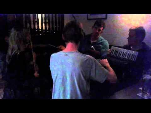 Sharon Shannon Jamming Arch Inn Ullapool