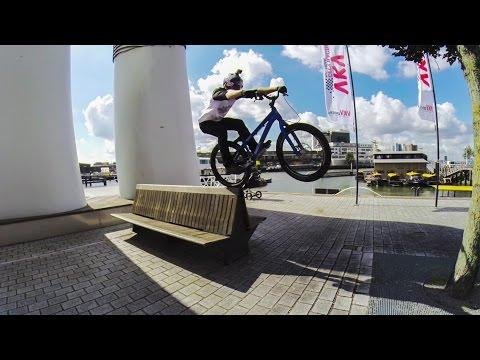 GoPro: Danny MacAskill Rides Rotterdam