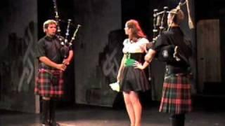 """DUELING PIPERS""  College of Piping"