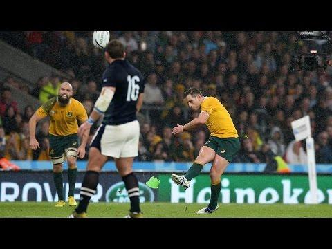 Australia V Scotland - Match Highlights - Rugby World Cup 2015