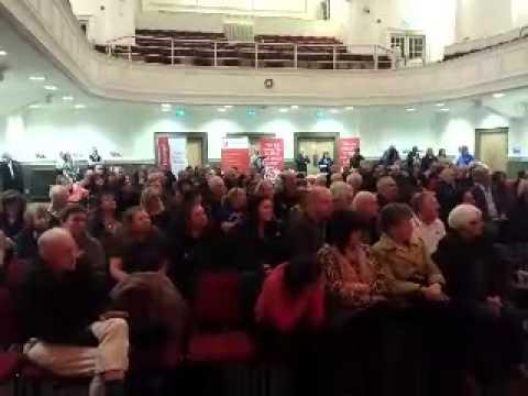 John MacLean March. Labour For Independence Rally
