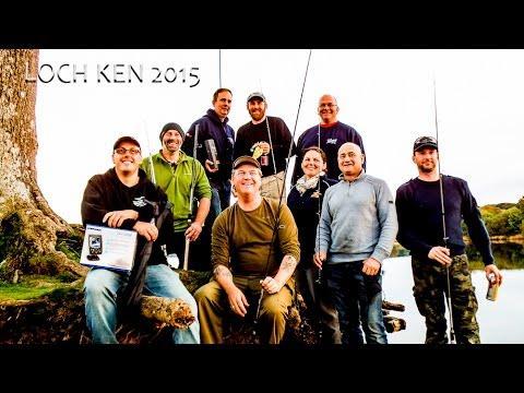 Loch Ken Kayak Fishing 2015 Competition