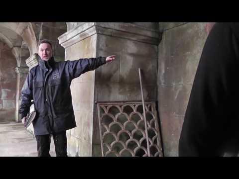 Inside The Hamilton Mausoleum Scotland World Famous Echo Full Version
