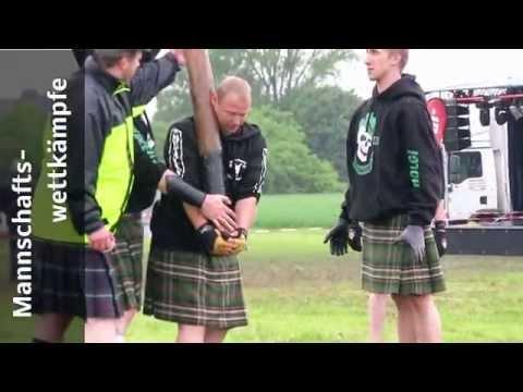 Highland Games Kamen 2014