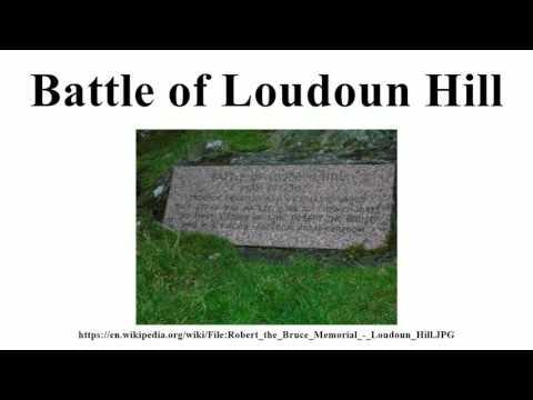 Battle Of Loudoun Hill