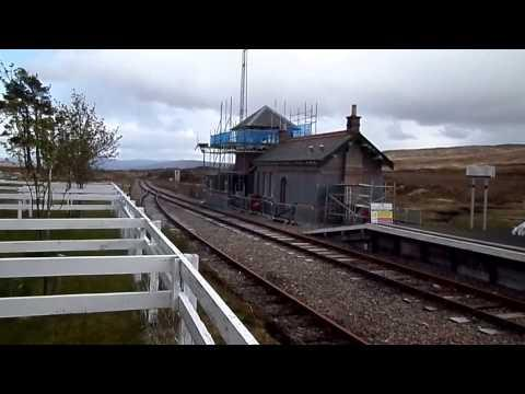 Corrour Railway Station And Restaurant, Rannoch Moor