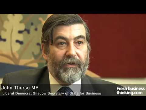 What The Liberal Democrats Will Do For Business: Interview With John Thurso