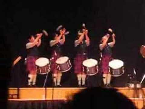 Clan Gregor Pipe Band And Bgad Kemper Celtic Connections