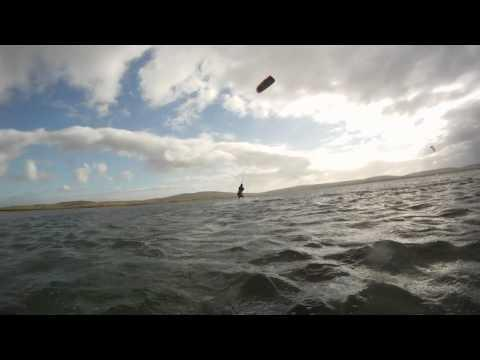 Bristol University Kitesurfing Society - Summer 2012 Benbecula Trip !
