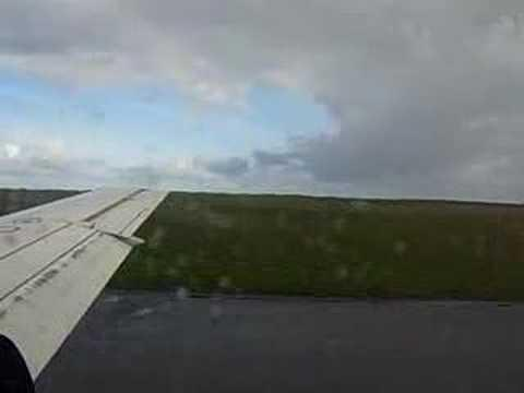 Benbecula Take Off