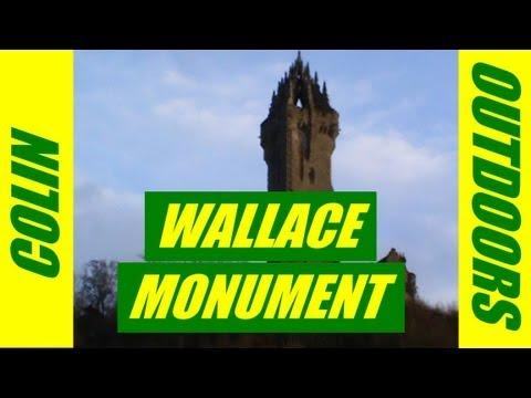 William Wallace Monument Walk