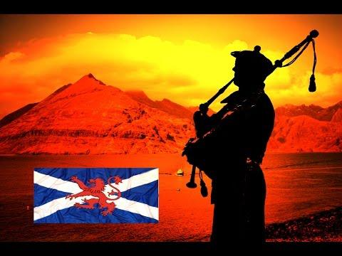 AMAZING CELTIC MUSIC~PIPES & STRINGS ~ Braveheart Trilogy.