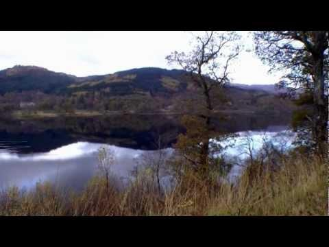 Autumn In The Trossachs - Scotland