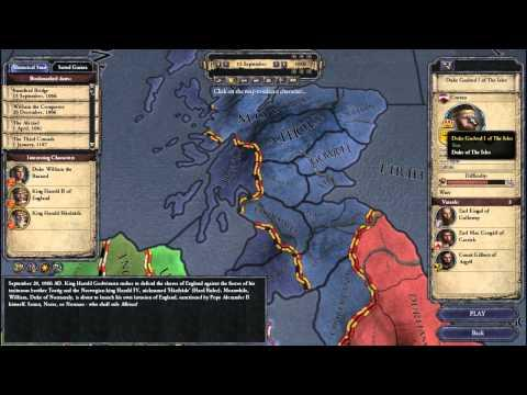 Crusader Kings And Clan MacDonald