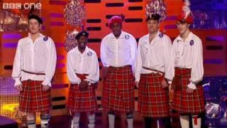 Kilt Roulette - The Graham Norton Show - Series 6 New Year's Eve Preview - BBC One
