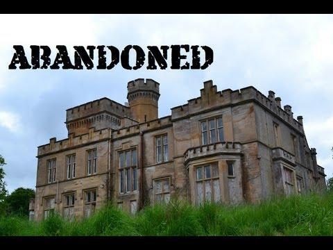 Abandoned - Stunning Castle Style