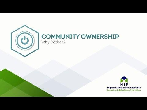 Why Bother? | Ten Steps To Community Ownership