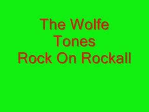 The Wolfe Tones Rock On Rockall