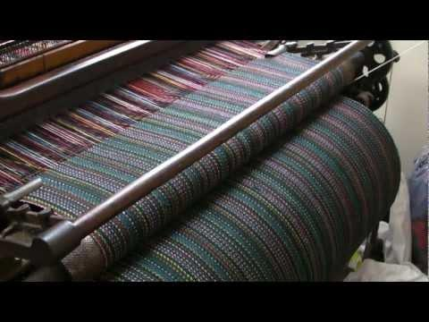 Harris Tweed Home Weaving And Making Up - Isle Of Harris, Outer Hebrides, Scotland