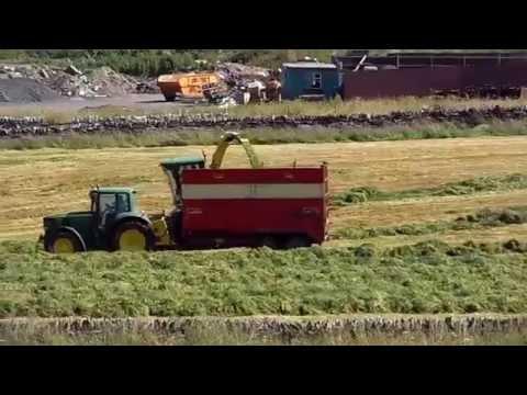 Harvesting Near Wick, Caithness