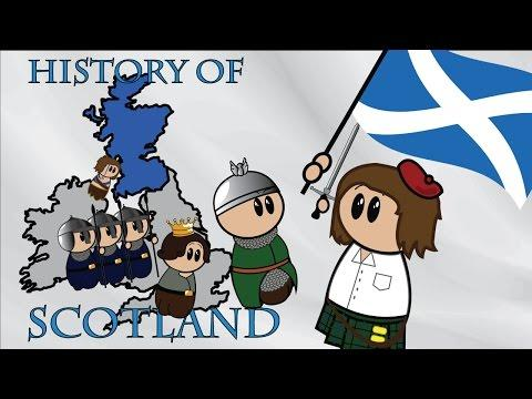The Animated History Of Scotland