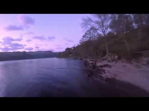 Toad 260 FPV Over Loch Earn Guerrilla Drone