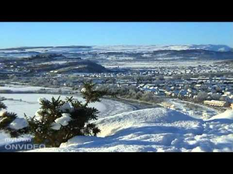 Stirling Views From The Wallace Monument 08/12/10