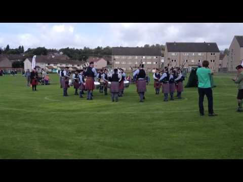 Bothwell Castle Pipe Band
