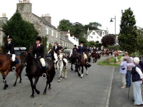 Gatehouse Of Fleet Riding Of The Marches 09
