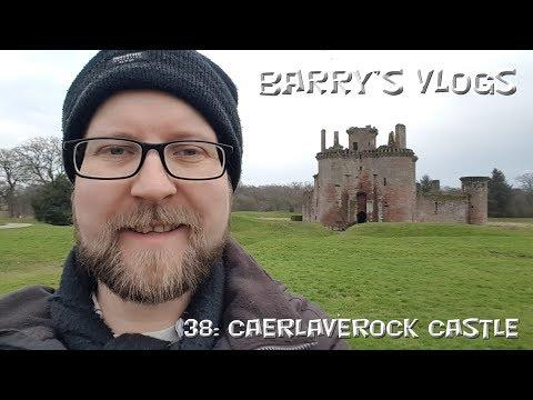 Caerlaverock Castle | Barry's Vlogs 38