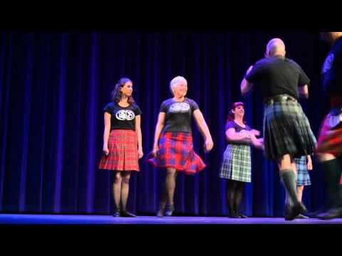 Fellswater At Royal Scottish Country Dance Society Concert: Golden Years