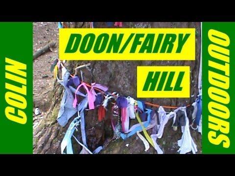 Doon Hill - Home Of The Fairies, Aberfoyle