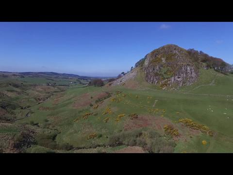 Loudoun Hill  7th May 2017