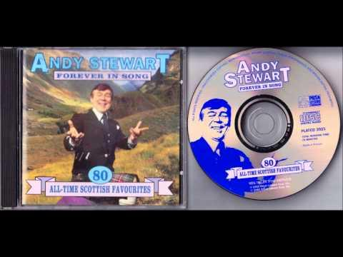 Andy Stewart - Forever In Song - 80 All-Time Scottish Favourites (1993)