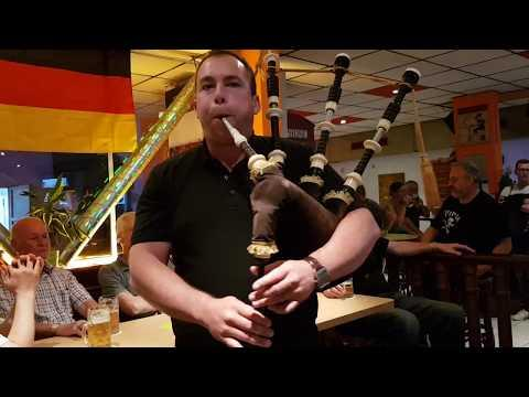The Heroes Of St.Valery & Colin`s Cattle On Bagpipes