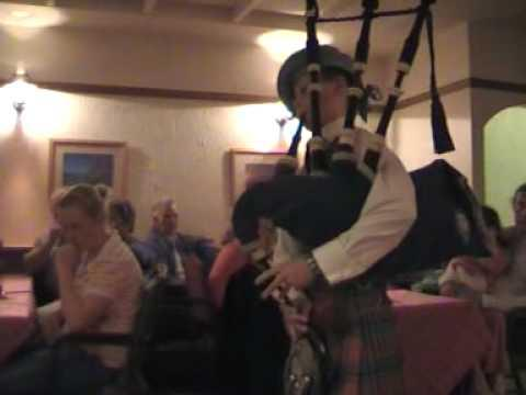 Benbecula Young Piper Of The Year JIG SET  Connor Sinclair