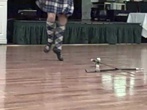 Traditional Scottish Highland Sword Dance